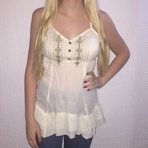 New with Tags Decree Hippy Bohemian Style Tank Top